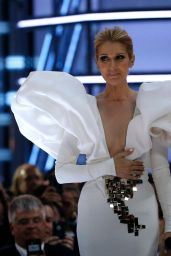 Celine Dion - Performing Live At Billboard Music Awards in Las Vegas 05/21/2017
