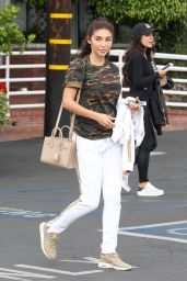 Chantel Jeffries Street Style - at Fred Segal on Melrose 05/10/2017