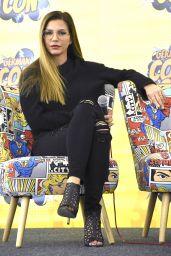 Charisma Carpenter at German Comic Con, Munich 05/27/2017