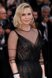 Charlize Theron – Anniversary Soiree – Cannes Film Festival 05/23/2017