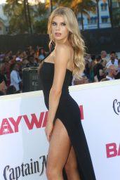 """Charlotte McKinney - """"Baywatch"""" Premiere in Miami, FL 05/13/2017"""