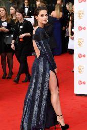 Charlotte Riley – BAFTA TV Awards in London 05/14/2017