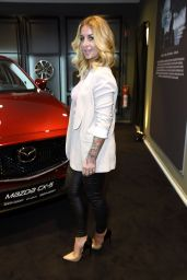 Charlotte Würdig – Mazda and InTouch Spring Cocktail at Mazda Lounge in Berlin 05/03/2017