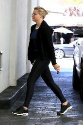 Chloe Grace Moretz Arriving for Lunch at E Baldi in Beverly Hills 05/03/2017