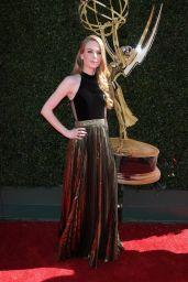 Chloe Lanier – Daytime Emmy Awards in Los Angeles 04/30/2017