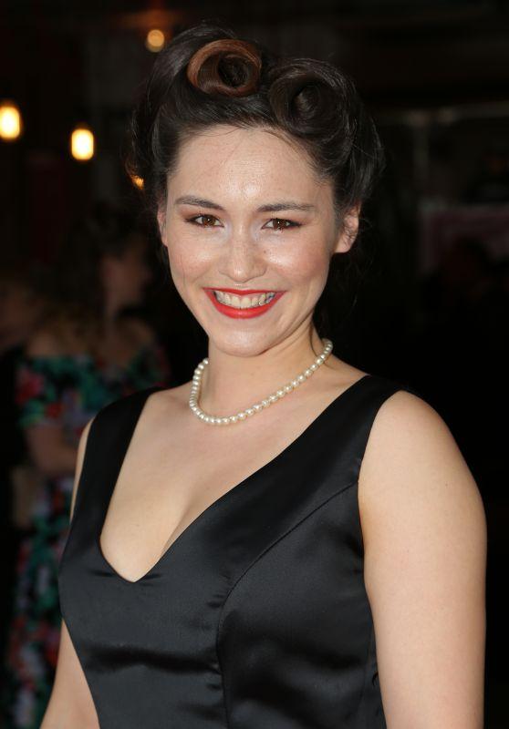 Christina Chong - Park Theatre 4th Birthday Gala in London 05/09/2017