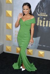 """Christina Milian – """"King Arthur: Legend of the Sword"""" Premiere in Hollywood 05/08/2017"""