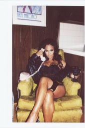 Christina Milian - Photoshoot for Galore Magazine May 2017