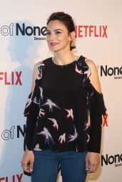 """Cindy Holland - """"Master of None""""  TV Show Season Two Premiere in NY 05/11/2017"""