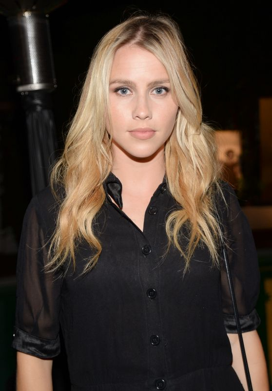 Claire Holt - Oliver Peoples Party in Los Angeles 05/12/2017