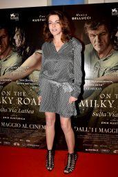 "Claudia Gerini – ""On The Milky Road"" Movie Premiere in Rome 05/08/2017"