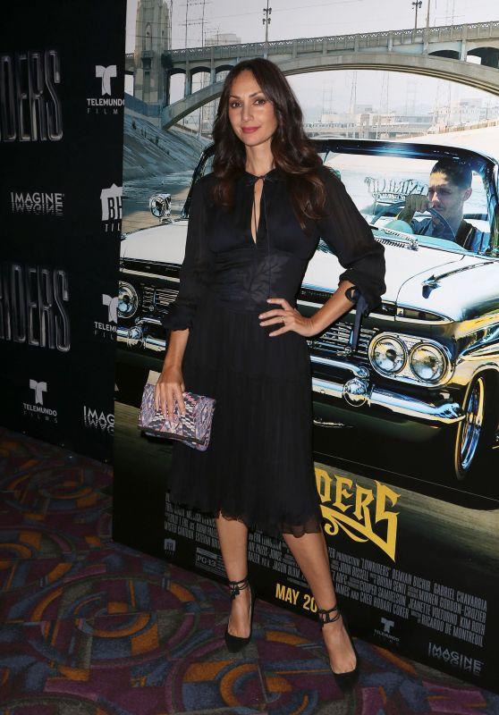 "Claudia Gonzales – ""Lowriders"" Special Screening in Los Angeles 05/09/2017"