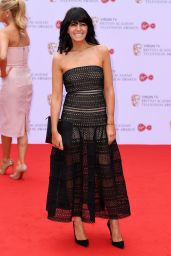 Claudia Winkleman – BAFTA TV Awards in London 05/14/2017