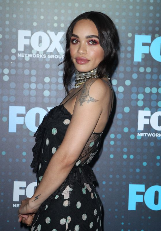 Cleopatra Coleman – Fox Upfront Presentation in NYC 05/15/2017