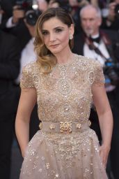 Clotilde Courau – 70th Cannes Film Festival Opening Ceremony 05/17/2017