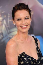 "Connie Nielsen on Red Carpet – ""Wonder Woman"" Movie Premiere in Los Angeles 05/25/2017"