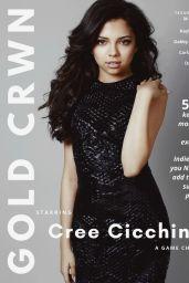 Cree Cicchino - Gold Crwn Magazine, May 2017