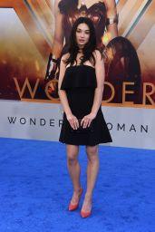 """Crystal Reed on Red Carpet – """"Wonder Woman"""" Movie Premiere in Los Angeles 05/25/2017"""