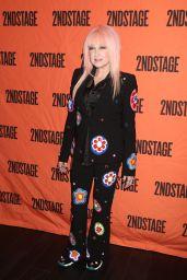 Cyndi Lauper – 2ndStage Gala Honoring David Rockwell in NYC 05/01/2017