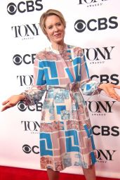 Cynthia Nixon – Tony Awards Nominees Photocall in New York 05/03/2017