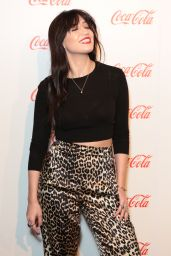 Daisy Lowe – Coca-Cola Summer Party in London 05/10/2017