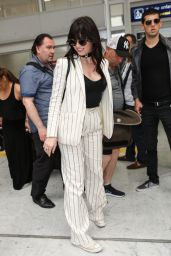 Daisy Lowe Style - Nice Airport 05/18/2017
