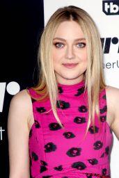 Dakota Fanning – Turner Upfront Presentation in New York 05/17/2017