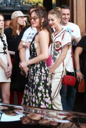 Dakota Johnson - 2018 Gucci Cruise in Florence, Italy 05/29/2017