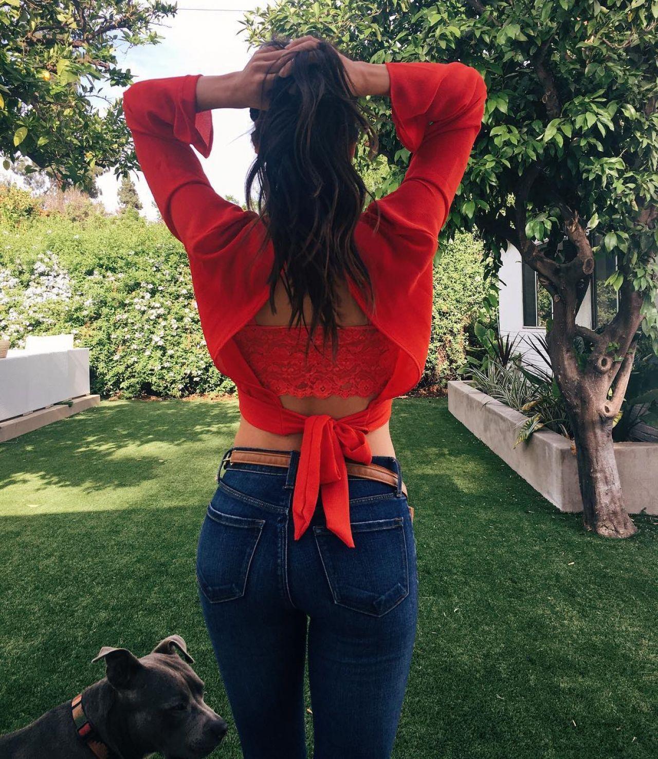 Daniella Monet Social Media Pics 05 08 2017