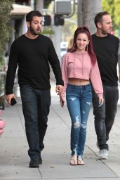 Danielle Bregoli Street Style - Out in Beverly Hills 05/09/2017