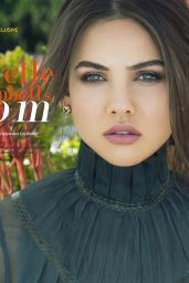 Danielle Campbell - Ferrvor Magazine 2017