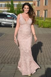 Danielle Lloyd - The Olivia Alice Foundation Ball in Liverpool, UK 05/20/2017