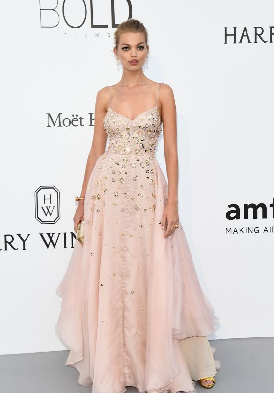 Daphne Groeneveld – AmfAR's 24th Cinema Against AIDS Gala – Cannes Film Festival 05/25/2017