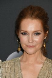 Darby Stanchfield – ABC Upfront Presentation in New York 05/16/2017