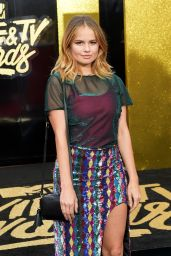 Debby Ryan – MTV Movie and TV Awards in Los Angeles 05/07/2017