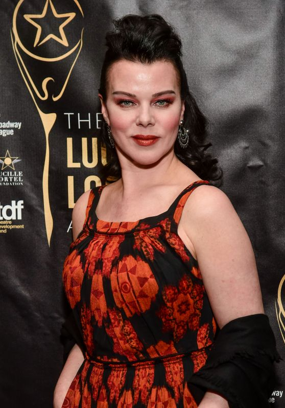 Debi Mazar – Lucille Lortel Awards in New York 05/07/2017