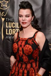 Debi Mazar – Lucille Lortel Awards in New York 05/07/2017