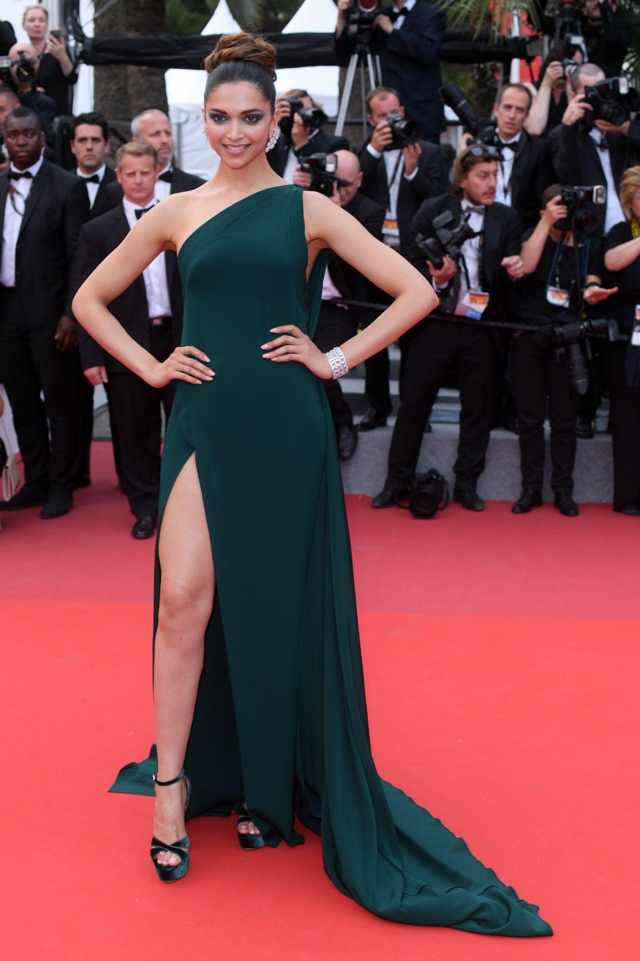 "Deepika Padukone - ""Loveless"" Premiere at Cannes Film ..."