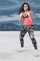 Demi Lovato - Fabletics Photoshoots 2017 Part II