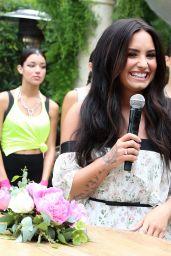 Demi Lovato – The 'Demi Lovato for Fabletics' Launch Party, LA 05/10/2017