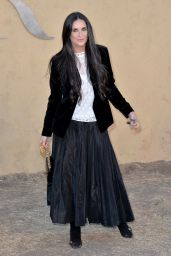 Demi Moore – Dior Cruise Collection 2018 in LA 05/11/2017