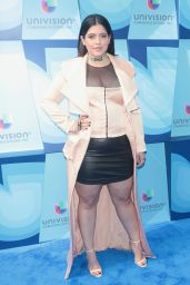 Denise Bidot - Univision Upfront Presentation in NYC 05/16/2017