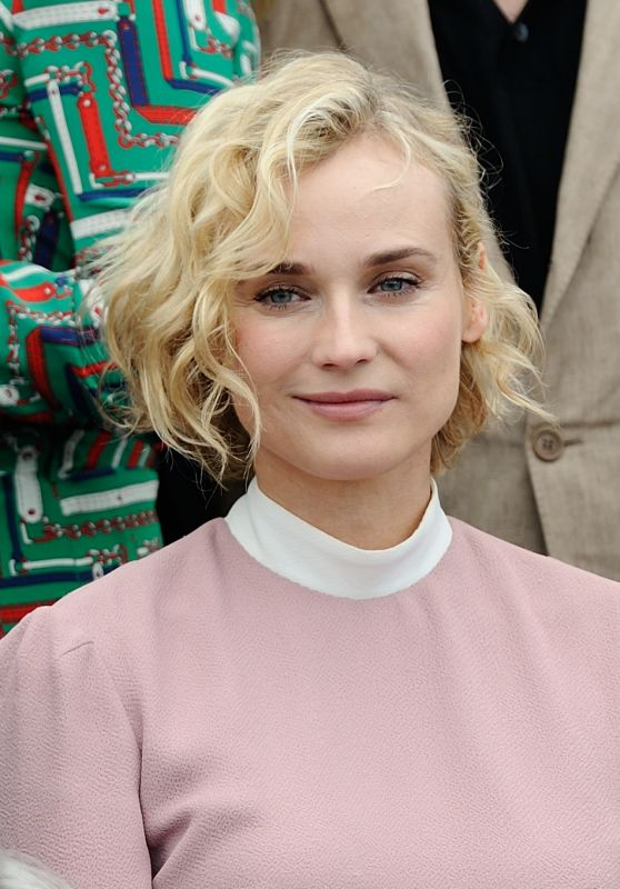 Diane Kruger at 70th Anniversary Photocall – Cannes Film Festival 05/23/2017