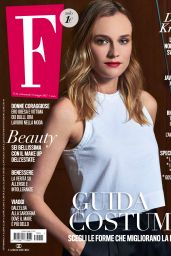 Diane Kruger - F Magazine N.21 May 31, 2017