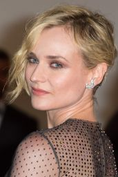 """Diane Kruger on Red Carpet - """"In the Fade"""" Screening in Cannes 05/26/2017"""
