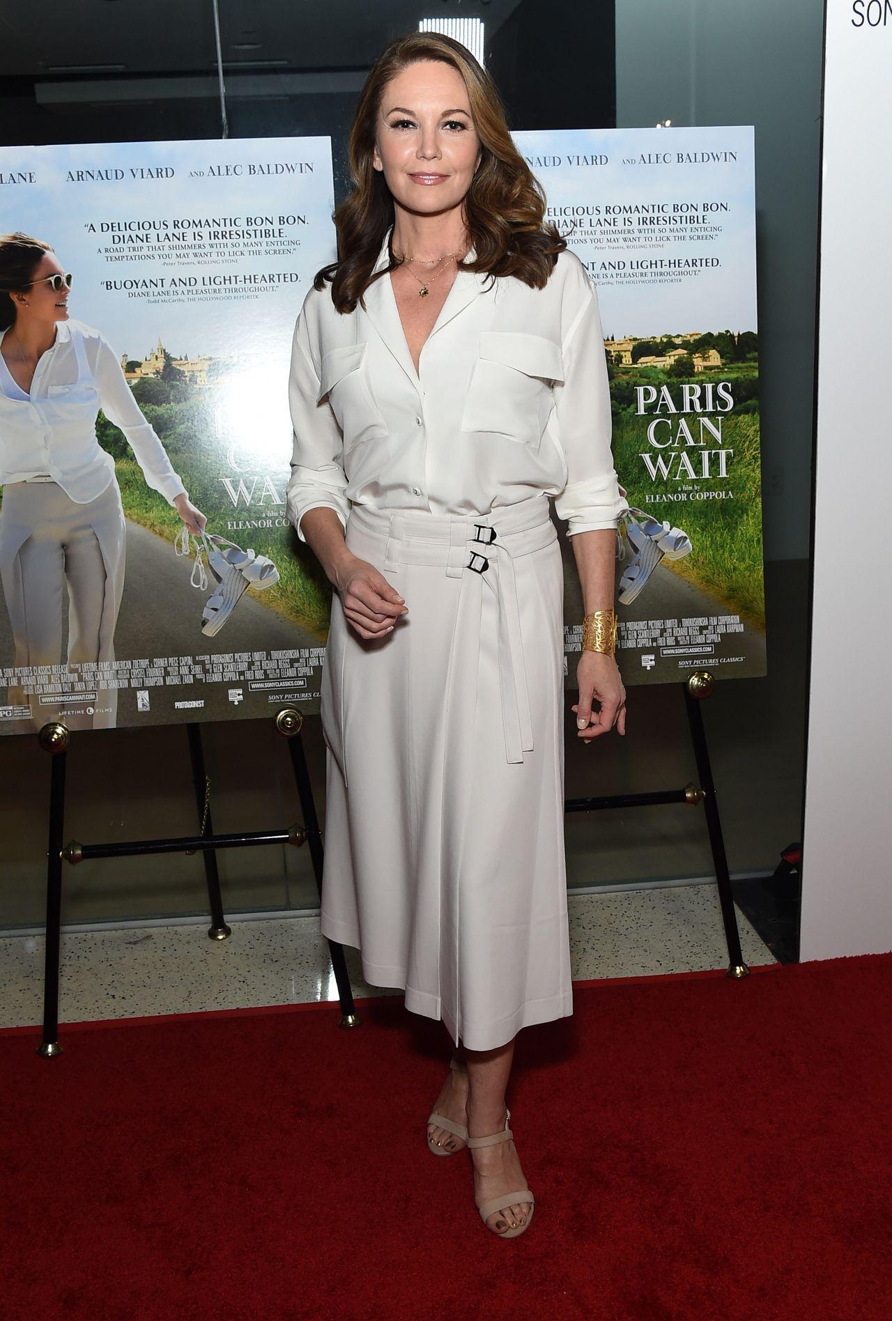 """Diane Lane - """"Paris Can Wait"""" Film Premiere in Los Angeles ..."""