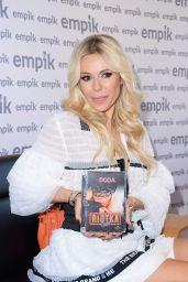 Dorota Rabczewska (Doda) - Premiere of the concert DVD of the Riotka Tour, May 2017