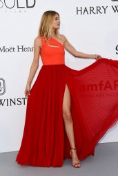 Doutzen Kroes – AmfAR's 24th Cinema Against AIDS Gala – Cannes Film Festival 05/25/2017