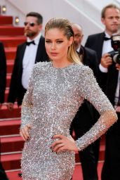 """Doutzen Kroes - """"The Beguiled"""" Premiere at Cannes Film Festival 05/24/2017"""