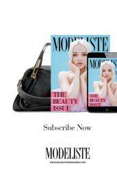 Dove Cameron - Modelist Magazine May 2017 Issue